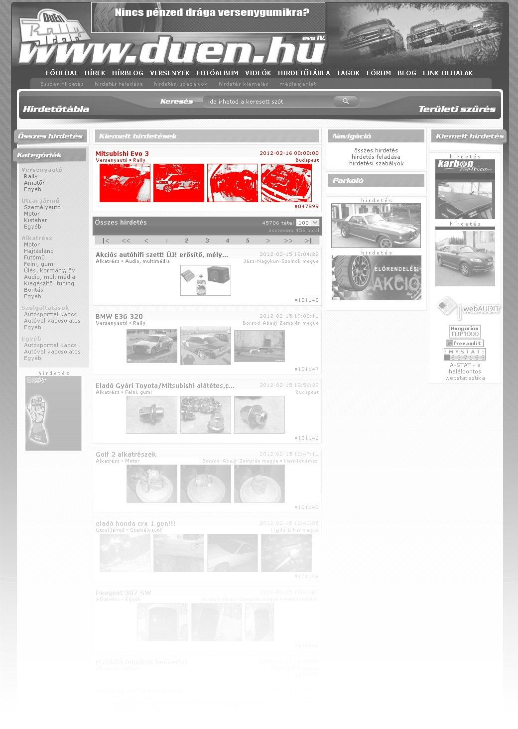 e51f62a054 ... www.duen.hu - kiemelt hirdetés