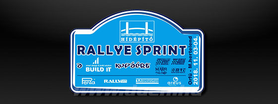 Hídépítő RallyeSprint a Build IT Kupáért