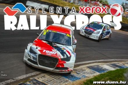 SYLENTA_XEROX_-_RALLYCROSS_1