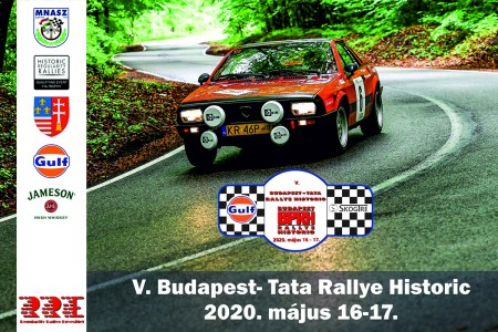 Budapest-Tata_Rallye_Historic_1
