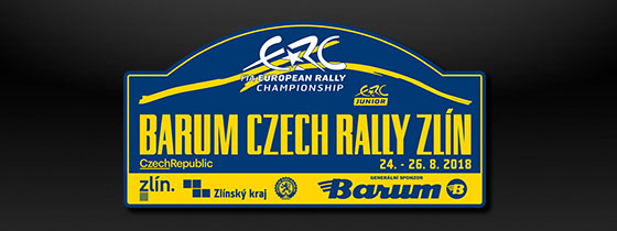 Barum Czech Rally Zlín 2018