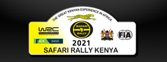 Safari Rally Kenya 2021