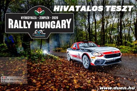 Rally_Hungary_2020_-_hivatalos_teszt_1