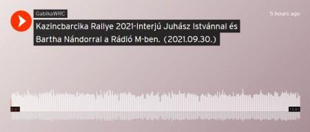Kazincbarcika_Rally_-_interju_a_rendezovel_2